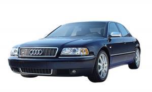 EVA коврики на Audi A8 (D3) long 2002 - 2010