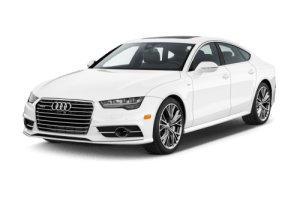 EVA коврики на Audi A8 (D5) Long 2017 - н.в