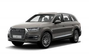 EVA коврики на Audi Q7 II 2015 - н.в