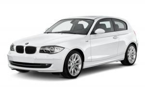EVA коврики на BMW 1 (E81/Е87) 2004 - 2011 (хэчбек)