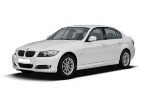 EVA коврики на BMW 3 (E90) 2005 - 2012