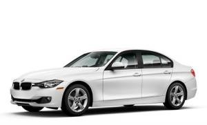EVA коврики на BMW 3 (F30) 2011 - 2016
