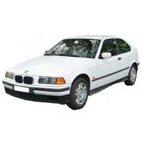 EVA коврики на BMW 3 (Е36) 1991 - 1998 (компакт купэ)