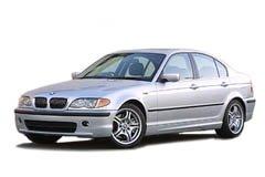 EVA коврики на BMW 3 (Е46) 4WD 1998 - 2005