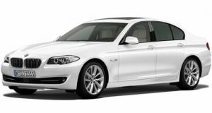 EVA коврики на BMW 5 (F10/F11) 2014 - 2017