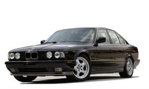 EVA коврики на BMW 5 (Е34) 1988 - 1997 (седан)