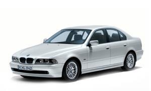 EVA коврики на BMW 5 (Е39) 1995 - 2003 (седан)