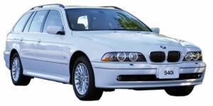 EVA коврики на BMW 5 (Е39) 1995 - 2003 (универсал)