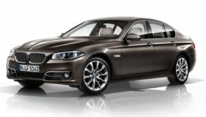 EVA коврики на BMW 5  (F10/F11) 2011- 2014