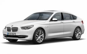 EVA коврики на BMW 5 GT (F07) 2010-2016