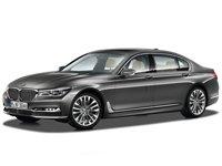 EVA коврики на BMW 7 серия VI (G12) 2015- наст. время