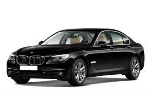 EVA коврики на BMW 7 VI (G12) long 2015- наст. время