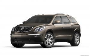 EVA коврики на Buick Enclave I (2007-2013)