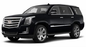 EVA коврики на Cadillac Escalade IV 2014 - наст. время (короткая база)