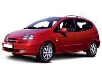 EVA коврики на Chevrolet Rezzo/Tacuma 2004 - 2008