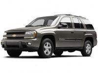 EVA коврики на Chevrolet TrailBlazer 2001 - 2008