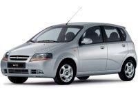 EVA коврики на Chevrolet Aveo 2003 - 2012 (седан)