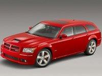 EVA коврики на Dodge Magnum 2003 - 2008
