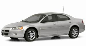 EVA коврики на Dodge Stratus II 2001 - 2006