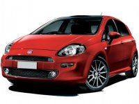 EVA коврики на Fiat Punto Evo 2009 - 2012