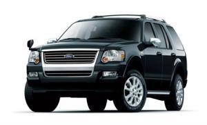 EVA коврики на Ford Explorer V 2010 - 2015
