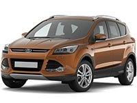 EVA коврики на Ford Kuga 2012 - наст. время