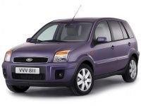 EVA коврики на Ford Fusion 2002 - 2012