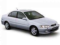 EVA коврики на Honda Accord VI (правый руль)/Honda Torneo 1998 - 2002
