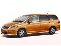 EVA коврики на Honda Airwave (правый руль) 2005 - 2010