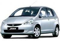 EVA коврики на Honda Jazz I 2001 - 2008 (правый руль)