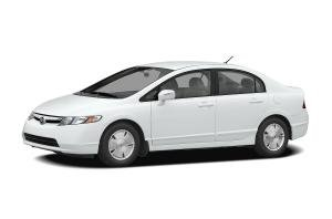 EVA коврики на Honda Civic Hybryd VIII (седан) 2005 - 2011