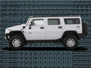 EVA коврики на Hummer H2 2002 - 2009