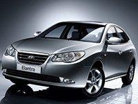 EVA коврики на Hyundai Elantra IV (HD) 2006 - 2010
