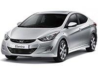 EVA коврики на Hyundai Elantra V (Avante) MD 2010 - 2015