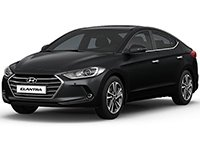 EVA коврики на Hyundai Elantra VI (AD) 2015 - н.в