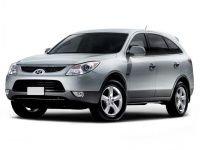 EVA коврики на Hyundai ix55 7 мест 2008 - 2012