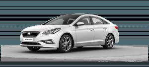 EVA коврики на Hyundai Sonata VII (LF) 2014 - 2019