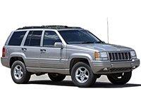 EVA коврики на Jeep Grand Cherokee II 1999 - 2004