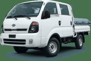 Kia Bongo III 2011 - наст. время (4WD)