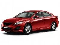 EVA коврики на Mazda 6 (GH) 2007 - 2013