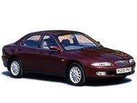 EVA коврики на Mazda Xedos 6 1992-2000