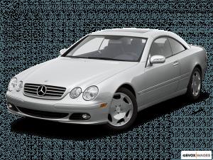 EVA коврики на Mercedes CL-класс (C215) 1999 - 2006 (купэ)