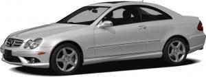 EVA коврики на Mercedes CLK-класс W208 1997 - 2003