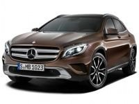 EVA коврики на Mercedes GLA I (X156) 2013 - 2020