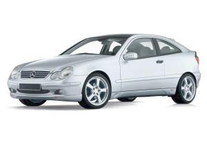 EVA коврики на Mercedes С-класс W203 2000 - 2007 Coupe