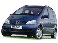 EVA коврики на Mercedes Vaneo 2001-2005 5 мест