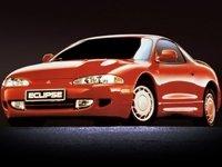 EVA коврики на Mitsubishi Eclipse II 1995 - 1999