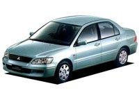 EVA коврики на Mitsubishi Lancer Cedia 2000-2003 (правый руль)