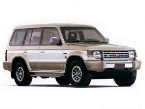 EVA коврики на Mitsubishi Pajero II (правый руль) 5 дверей 1990 - 2004