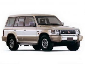 EVA коврики на Mitsubishi Pajero II 1990 - 2004 5 дверей